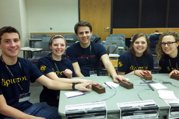 High School Science Bowl team