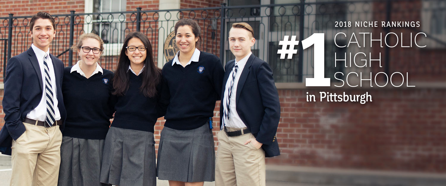 Welcome to Aquinas Academy, an independent, private school in the Catholic tradition for boys and girls in grades prekindergarten through twelve, located in the northern suburbs of Pittsburgh.